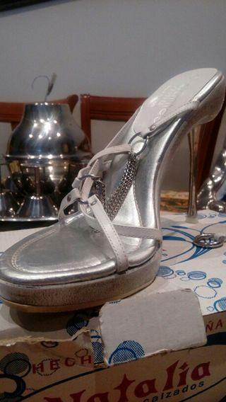 zapatos de mujer talla 38.