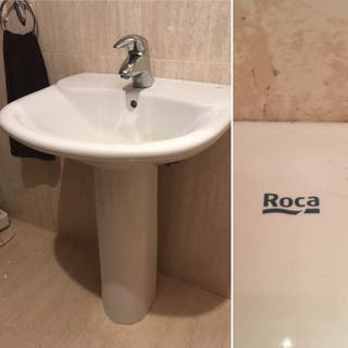 Lavabo Roca Basic