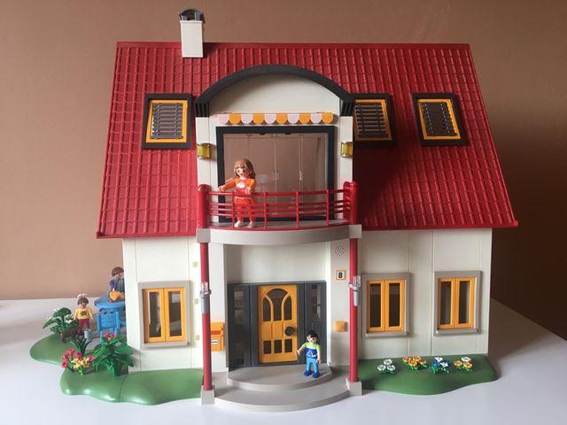 Casa moderna playmobil de segunda mano por 55 en for Casa moderna de playmobil 123