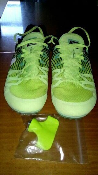 pretty nice 1e28d 96e77 Nike Zoom Rival M8 clavos