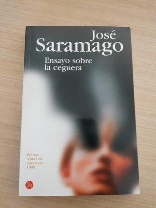 José Saramago. Ensayo sobre la ceguera.