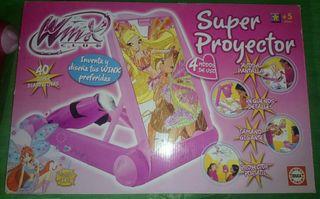 proyector juguete