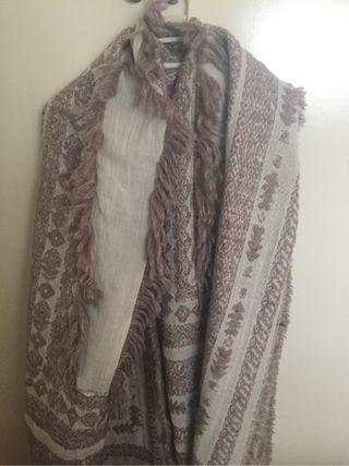 Warm scarf