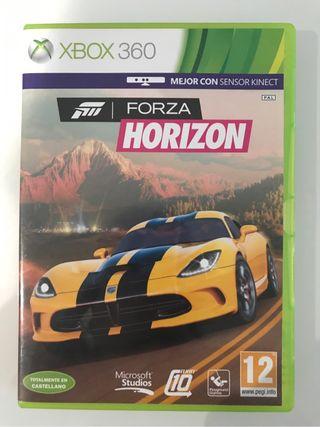 XBOX 360 FORZA HORIZON