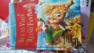 libros nuevos Geronimo Stilton