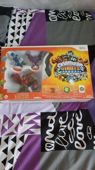 juego Wii skylanders giants