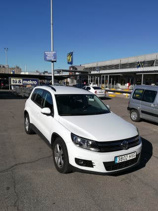 urge!! Volkswagen Tiguan 2014