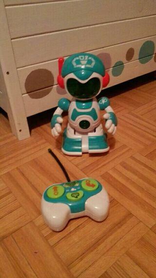 Robot teledirigido