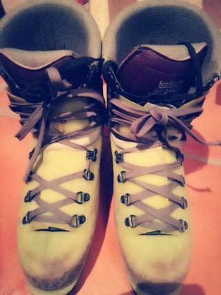 Botas dobles Koflach
