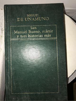 San Manuel Bueno, mártir ...