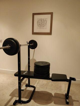 bench press / gym / fitness