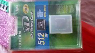 tarjeta cámara de fotos