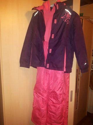 traje de ski