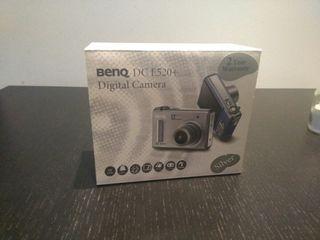 Camara Benq DC E520+