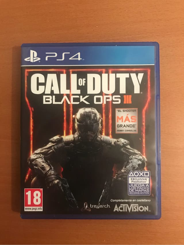 Call of duty. Cod black ops 3