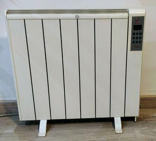 radiador eléctrico programable bajo consumo