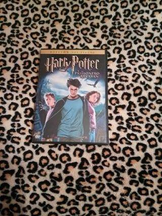 Dvd Harry Potter y el prisionero de Azkabán