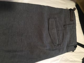 pantalones sin uso zara