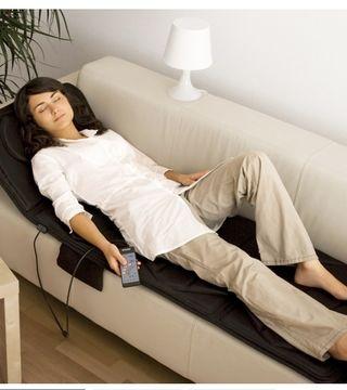 colchoneta de masajes