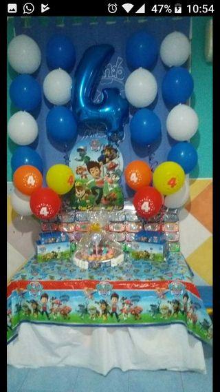 local fiestas de cumpleaños