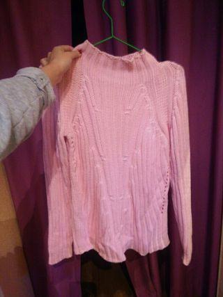 jersey rosa canale talla M-L