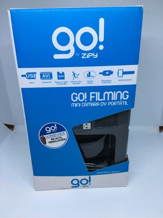 GO! FILMING mini camara