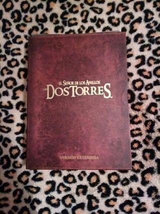 """Dvds Versión Extendida """"Las Dos Torres"""""""