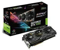 1080 ROG Strix 8gb DDR5