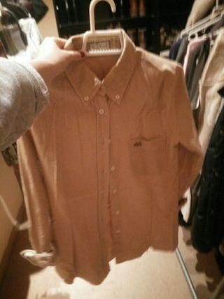 camisa burberry pana finita talla M