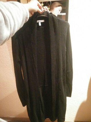chaqueta negra marca gant