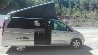 camper Mercedes Marco Polo Autocaravana