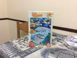Puzzle Buscando a Nemo