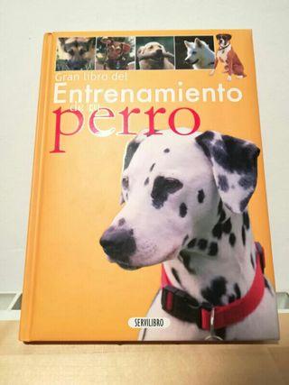 Libro de Entrenamiento para Perros