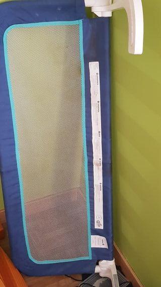 barrera para cama infantil
