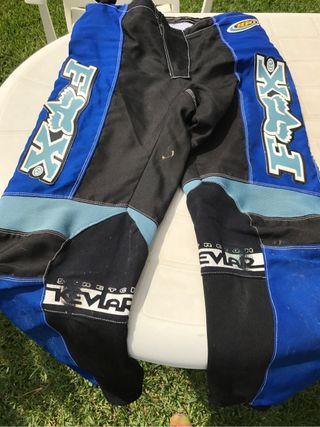 Pantalones moto Enduro. Fox.