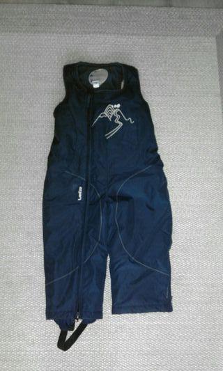 pantalon de esquiar.3 años