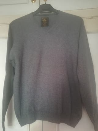 Suéter de pico de Springfield