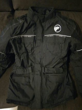 chaqueta moto de cordura bering xl