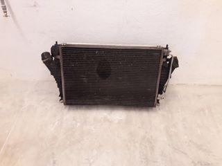 radiador completo opel vectra 1.9 cdti gts 2003 5p