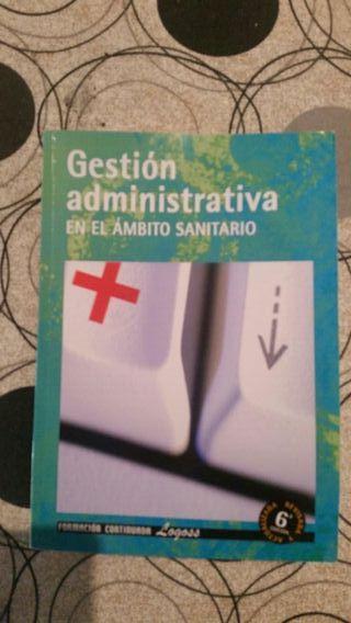 Gestion administrativa en el ambito sanitario