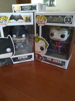 dc funko Batman