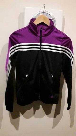 chaqueta de chándal Adidas niña 12 años o S mujer