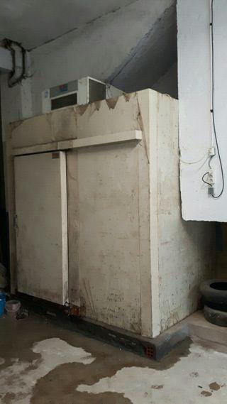 Cámara frigorífica panelable Zanotti Uniblock