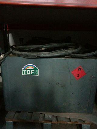 deposito de gas oil