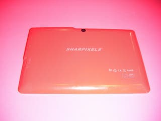 """tablet sharpixels 7"""" color rojo"""