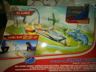 Pista Aviones Disney