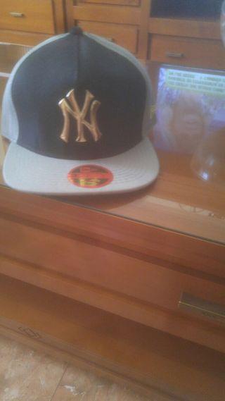 Gorra new york