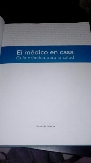 libro medicina en casa