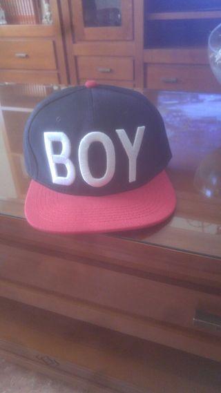 Gorra boy
