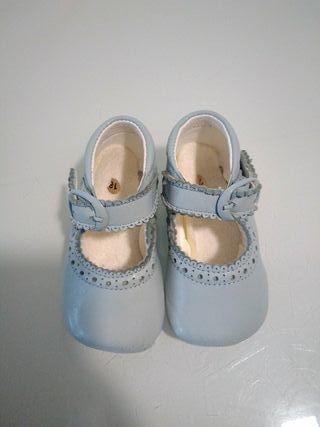 badanitas azul bebe 18